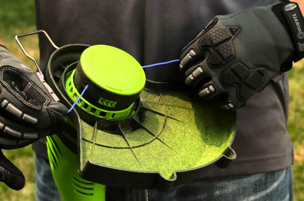 GreenWorks Corded String Trimmer Review