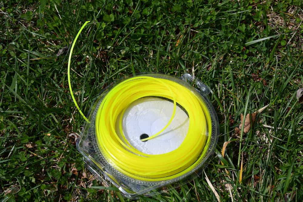 best weed eater string
