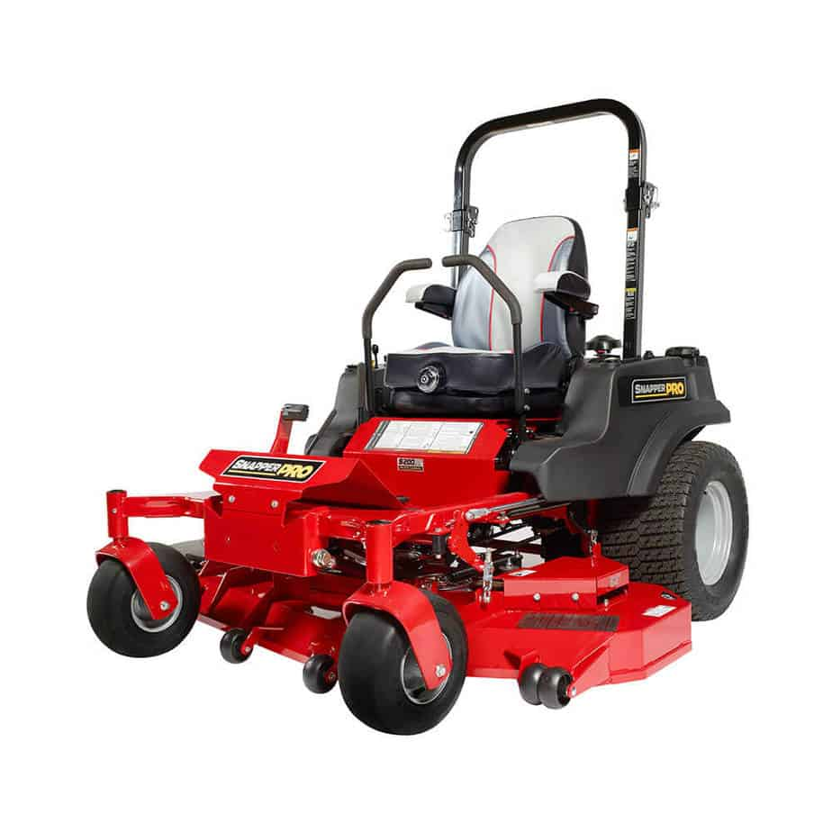 affordable zero-turn mower