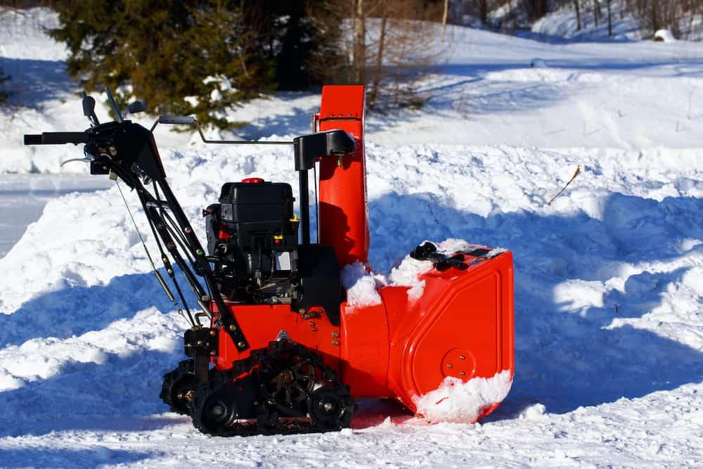 snow blower won't start