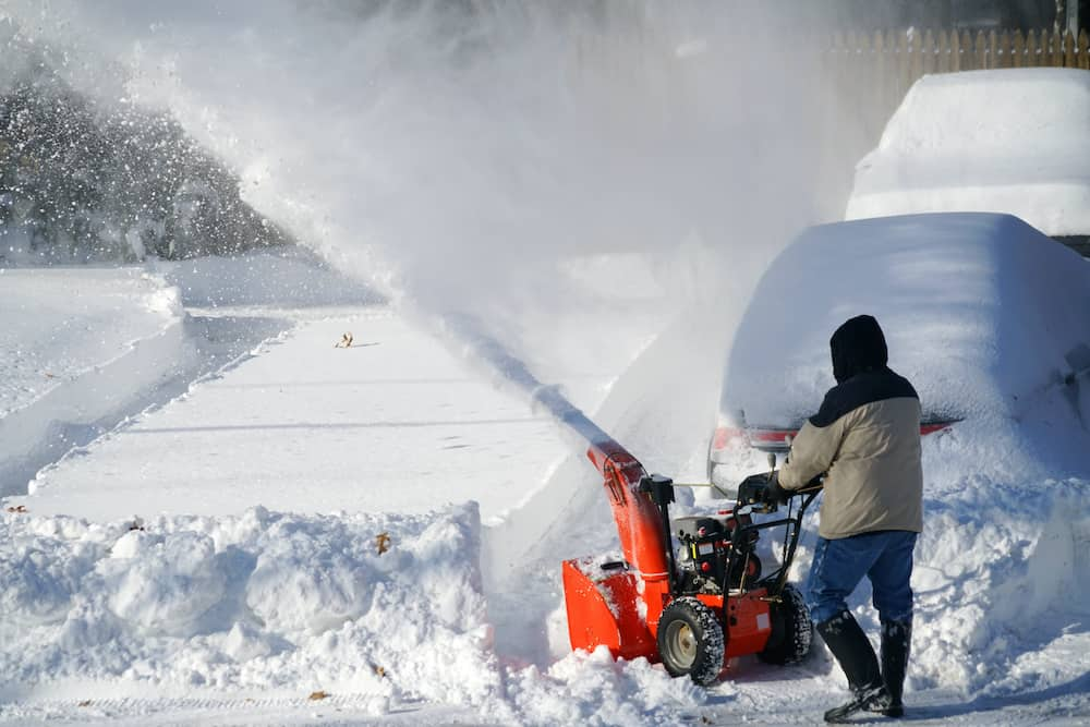 simplicity snow blower review